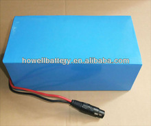 Rechargeable Electric scooter battery lifepo4 48v 10Ah