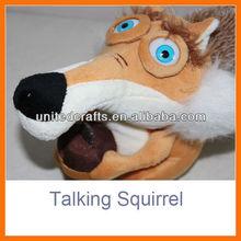 speaking squirrel,talking squirrel,repeating squirrel