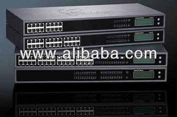 GXW4216\24\32\48 FXS Analog VoIP Gateway