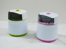 ice cream maker with batteries