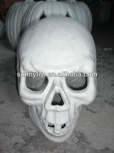 Poly resin skull