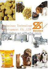 Dry Dog/Cat Pet Food Processing line