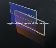 Dichroic Color Glass 3D Laser Projector RGB Filter