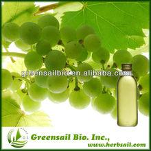 100% Natural bulk grape seed oil factory price