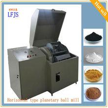 laboratory planetary ball milling wet dry grinding efficient pigment ceramics metal powders grinder machine