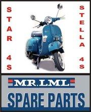 SELLING ALL ORIGINAL,OEM SPARE PARTS FOR LML VESPA NV,STELLA,STAR 4 STROKE SCOOTER EXPORT MODELS.
