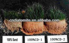 DIATOMACEOUS EARTH SOIL TREATMENTS SOIL & TURF CONDITIONER AMENDMENT