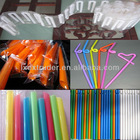 2013 new drink straw extruder/drinking straw production machine