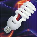 High brightness with e27 B22 15W 25W 35W T3 half spiral cfl bulb lamp