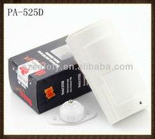 Dual passive infrared&microwave motion sensor intrusion alarm