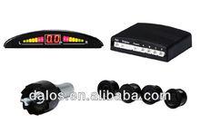 LED Garage Parking sensor Lot Red Green Indicator System