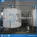 316 acero inoxidable anti corrosivos vertical química recipiente de vidrio forrada de presión del reactor