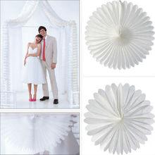 Wholesale Tissue Paper White Wedding Decorations