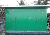 Semi - automatic Public Toilet