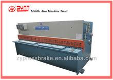 Hydraulic guillotines shearing machine/beam cutting presses