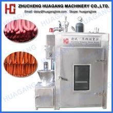Automatic sausage smoke house machine