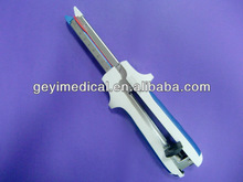disposable linear cutter stapler names of medical instruments