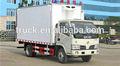 3 toneladas caminhão de carga, caminhõesfrigoríficos, congelamento de caminhão