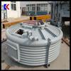 Hot sale melting furnace/steel scrap,stainless steel/eaf