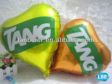 Heart shape foil balloons for sale