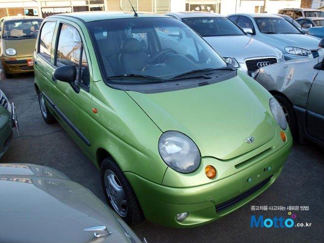 Daewoo Matiz Car. USED CAR 2001 GM DAEWOO MATIZ