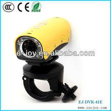 Hot sales distinctive waterproof mini 720P sports camera EJ-DVR-41E