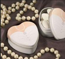 Aliexpress wholesale Wedding Dress Mint Tin use as wedding favor boxes