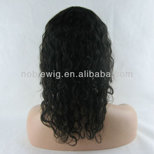 2014 beautiful human virgin hair african american full lace wigs
