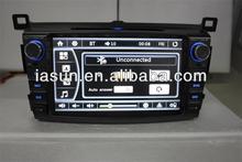 coche DVD GPS con Bluetooth TV IPOD de 2013 for TOYOTA RAV4