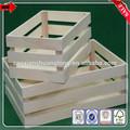 Cajas de madera para Frutas Hortalizas