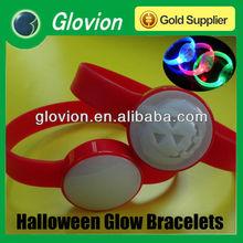 2014 Events LED silicone bracelet party led bracelets flashing bracelets wedding decoration