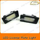 LED License Plate Light Rear Lamp for BMW E82 E88 E90 E90N E91 E92 E93 E46 E39 E60 E60N E61 E70 E71