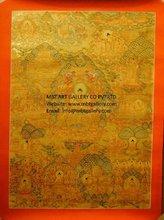 Buddha Life Story Thanka painting