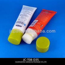 100ml Plastic Twist up Tube, Polish Tube with Sponge