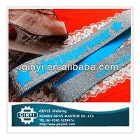 jacquard patterned custom printed web belt