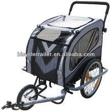 dog trailer for bike bike dog carrier