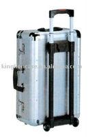 Hot sale aluminum 2 wheels travel case KL-L211
