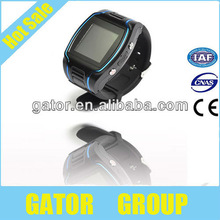 PT200 watch tracker GPS personal tracker speed dial buttons and one SOS button