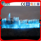 entertainment park nozzle design large garden fountain