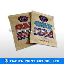 Kraft Paper Food Bag