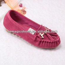 Women Fashion Flat Shoes Anti-skidding Outsole