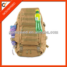 army khaki canvas bag/military duffel backpack/camouflag backpack for laptop