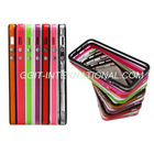 New Arrival Bumper Frame Case for IPhone 5 Double Colored Frame Case