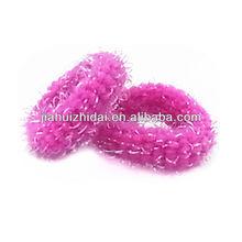 Glitter Colorful Mini Girls Hair Bands