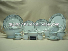 factory direct wholesale good quality dinner sets,ceramic tureen