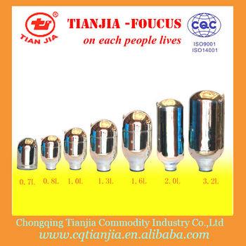 Made in China Chongqing ,Waist Welding Glass Refill inner glass(0.7L,0.8L,1.0L,1.3L,1.6L,1.9L,2L,3.2L)