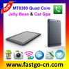 New product:7 inch quad core band dual sim smart phone electronics GPS/Bluetooth/FM bundle