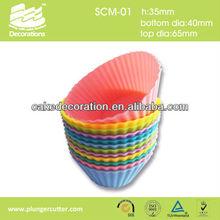 silicone cupcake case