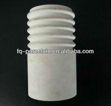 Ceramic Vacuum Tube With Mo/Mn Metallized And Plating Ni,Ag,Au