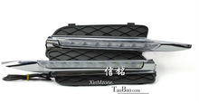 car specific led daytime running lights for BMW X5 E70 headlight